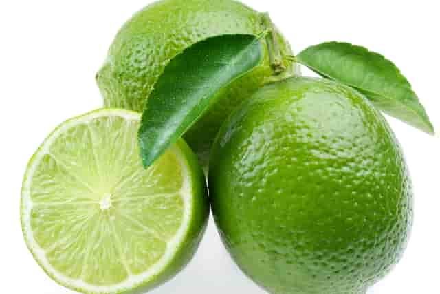 Lemon fruits